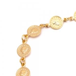 Bratara placata cu aur 18 K My Precious