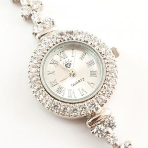 Ceas din argint masiv Snow White by SaraTremo2