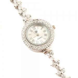 Ceas din argint masiv Snow White by SaraTremo0