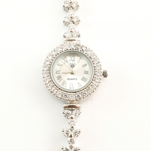 Ceas din argint masiv Snow White by SaraTremo1