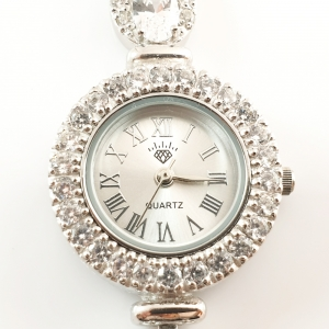 Ceas din argint masiv Dialect by SaraTremo2
