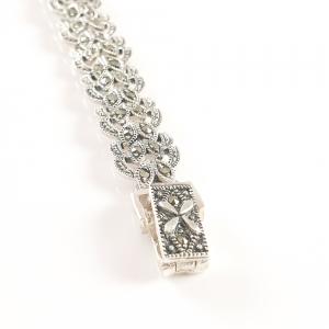 Ceas din argint masiv Reina by SaraTremo