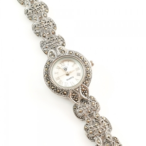 Ceas din argint masiv Cinderella by SaraTremo4
