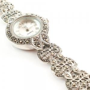Ceas din argint masiv Cinderella by SaraTremo3