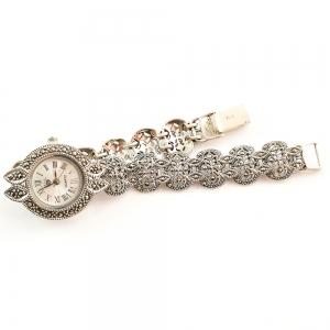 Ceas din argint masiv Cinderella by SaraTremo7