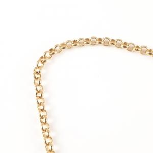 Colier placat cu aur Mira5