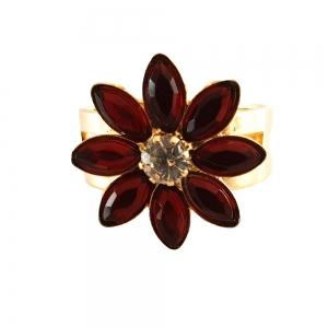 Inel placat cu aur de 18 K Harmony