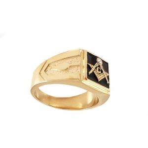 Inel placat cu aur SaraTremo