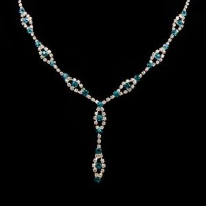 Set bijuterii de seara Burning Trend1