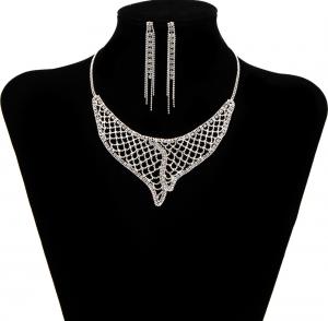 Set bijuterii cu strasuri Burning Trend by SaraTremo