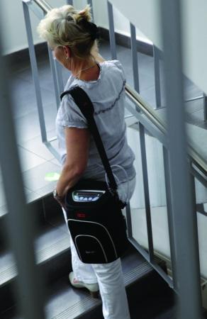 Concentrator de Oxigen portabil ZEN-O (2 baterii)7