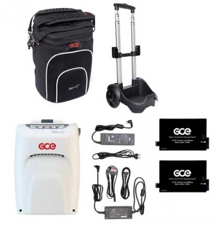 Concentrator de Oxigen portabil ZEN-O (2 baterii)4