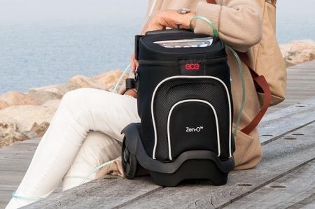 Concentrator de Oxigen portabil ZEN-O (2 baterii)6