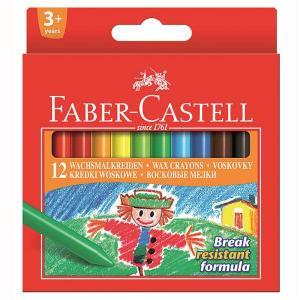Creioane Cerate Faber-Castell - 12 Culori