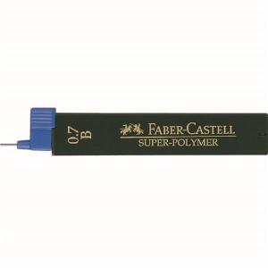 Mina Creion 0.7 mm Super-Polymer Faber-Castell - 2H