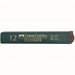 Mina Creion 0.5 mm Polymer Faber-Castell - HB