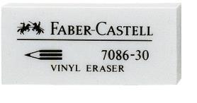 Radiera Creion 7086 Faber-Castell - 41x 18,5 x 11,5 mm