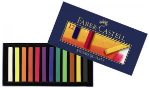 Cutie Creioane Pastel Soft Faber-Castell