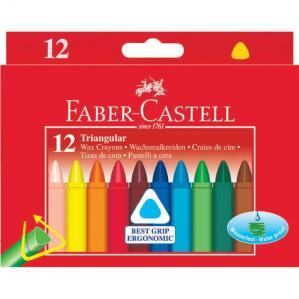 Creioane Cerate Triunghiulare Faber-Castell