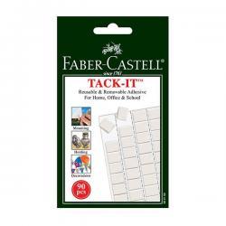 Guma Adeziva Tack-It Faber-Castell , 50 g