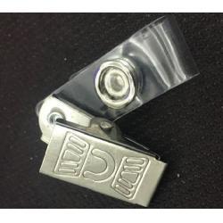 Clips metalic pentru ecuson, KEJEA