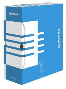 Cutie arhivare 120mm, DONAU - albastru