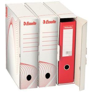 Cutie de arhivare ESSELTE Standard pentru bibliorafturi