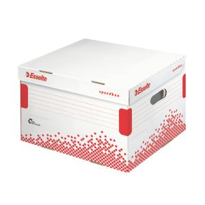 Container de arhivare ESSELTE Speedbox cu capac L
