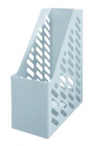 Suport vertical plastic pentru cataloage HAN Klassik XXL - gri deschis