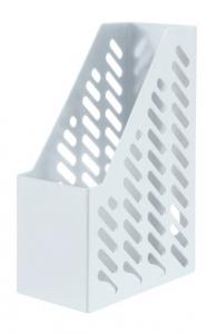 Suport vertical plastic pentru cataloage HAN Klassik XXL - alb