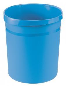 Cos de birou pentru hartii, 18 litri, HAN Grip Trend-Colours - hell bleu