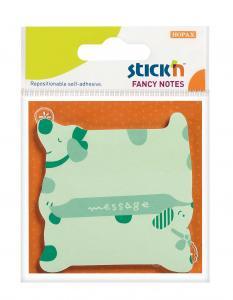 "Notes autoadeziv 76 x  76 mm, 30 file/set, Stick""n - catei"