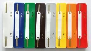 Alonje din plastic A5, 25/set, Q-Connect - gri