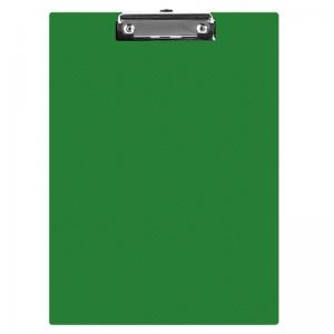 Clipboard simplu A5, plastifiat PVC, Q-Connect - verde