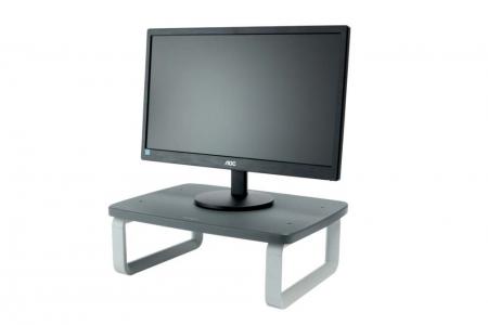 Kensington SmartFit® Stand Plus pentru monitor, gri