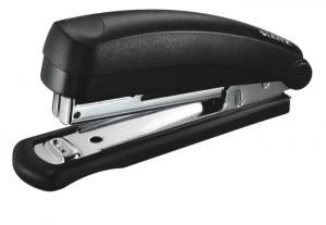 Capsator plastic, LEITZ 5517 Mini NeXXt Series, 10 coli - negru