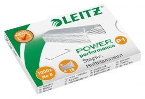 Capse LEITZ Power Performance, N 8, 1000 buc/cutie