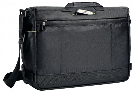 """Geanta LEITZ Complete Messenger 15.6"""" Smart Traveller - negru"""
