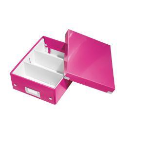 Cutie LEITZ Organizer Click & Store mica - roz