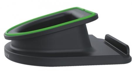 Suport rotativ LEITZ Complete pentru iPad/tableta PC, iPhone/smartphone - negru