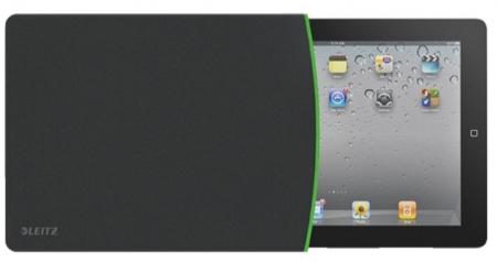 """Husa LEITZ Complete, tip manson pentru iPad Mini/tableta PC 7"""" - negru"""