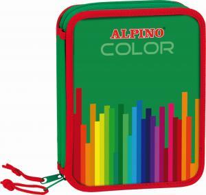 Penar mare dublu, cu fermoar, echipat, ALPINO Color2