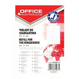 Rezerva A5 pentru caiet mecanic, 50 file/top, Office Products - matematica