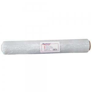 Folie stretch transparenta Optima, uz manual, 50cm latime, 23microni, 1.4kg G.W,