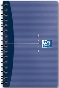 Caiet cu spirala 9 x 14cm, OXFORD Essentials, 90 file-90g/mp, coperta carton - mate