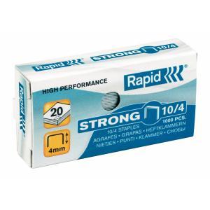Capse RAPID Strong 10/4, 1000 buc/cutie