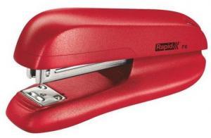 Capsator plastic RAPID F6, 20 coli - rosu