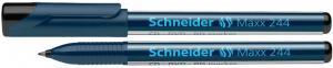 CD/DVD-marker SCHNEIDER Maxx 244, varf 0.7mm - negru