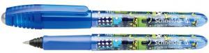 Roller cu cartus SCHNEIDER Zippi - design corp albastru0