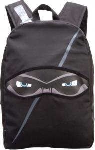 Rucsac ZIP..IT Ninja - negru - EAN 72901031942604